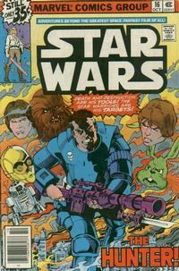 Cover Thumbnail for Star Wars (Marvel, 1977 series) #16 [Regular Edition]