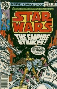 Cover Thumbnail for Star Wars (Marvel, 1977 series) #18 [Regular Edition]