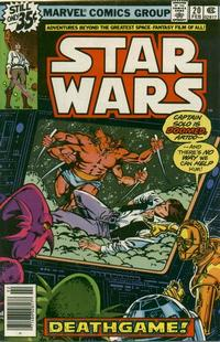 Cover Thumbnail for Star Wars (Marvel, 1977 series) #20