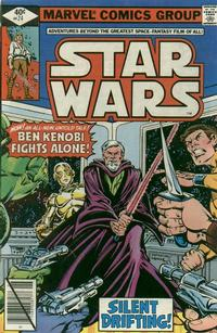 Cover Thumbnail for Star Wars (Marvel, 1977 series) #24 [Direct]