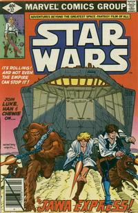 Cover Thumbnail for Star Wars (Marvel, 1977 series) #32 [Direct Edition]