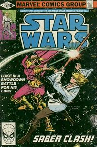 Cover Thumbnail for Star Wars (Marvel, 1977 series) #33 [Direct]