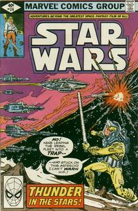 Cover Thumbnail for Star Wars (Marvel, 1977 series) #34 [Direct]