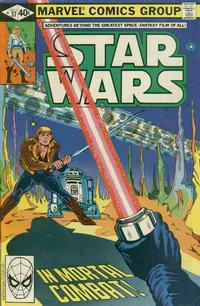 Cover Thumbnail for Star Wars (Marvel, 1977 series) #37 [Direct]