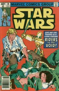 Cover Thumbnail for Star Wars (Marvel, 1977 series) #38