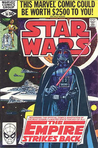Cover Thumbnail for Star Wars (Marvel, 1977 series) #39 [Direct Edition]