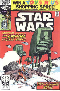 Cover Thumbnail for Star Wars (Marvel, 1977 series) #40 [Direct]