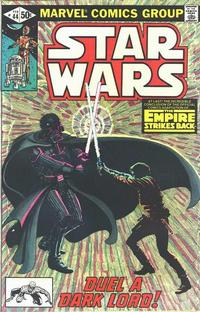 Cover Thumbnail for Star Wars (Marvel, 1977 series) #44 [Direct]
