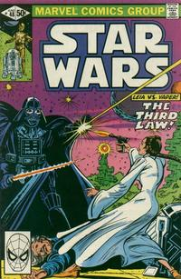 Cover Thumbnail for Star Wars (Marvel, 1977 series) #48 [Direct Edition]
