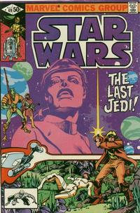 Cover Thumbnail for Star Wars (Marvel, 1977 series) #49 [Direct]