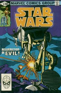 Cover Thumbnail for Star Wars (Marvel, 1977 series) #51 [Direct]