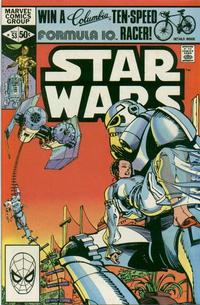 Cover Thumbnail for Star Wars (Marvel, 1977 series) #53 [Direct Edition]
