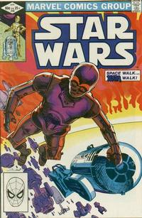 Cover Thumbnail for Star Wars (Marvel, 1977 series) #58 [Direct]