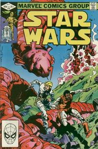 Cover Thumbnail for Star Wars (Marvel, 1977 series) #59 [Direct]