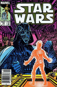 Cover Thumbnail for Star Wars (Marvel, 1977 series) #76 [Newsstand]