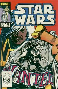 Cover Thumbnail for Star Wars (Marvel, 1977 series) #79 [Direct]