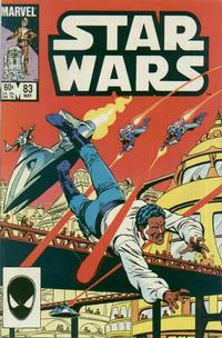 Cover Thumbnail for Star Wars (Marvel, 1977 series) #83 [Direct]