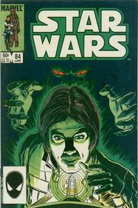 Cover Thumbnail for Star Wars (Marvel, 1977 series) #84 [Direct]