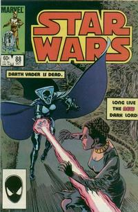 Cover Thumbnail for Star Wars (Marvel, 1977 series) #88 [Direct]