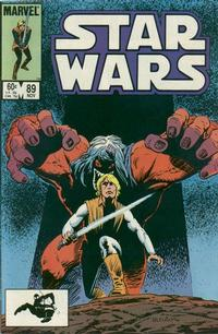 Cover Thumbnail for Star Wars (Marvel, 1977 series) #89 [Direct Edition]
