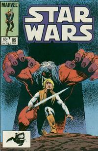 Cover Thumbnail for Star Wars (Marvel, 1977 series) #89