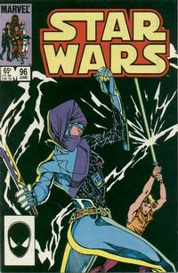 Cover Thumbnail for Star Wars (Marvel, 1977 series) #96 [Direct]