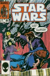 Cover Thumbnail for Star Wars (Marvel, 1977 series) #99 [Direct]