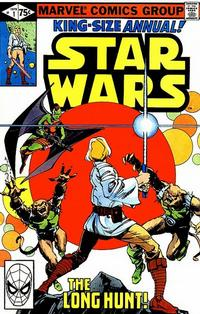 Cover Thumbnail for Star Wars Annual (Marvel, 1979 series) #1