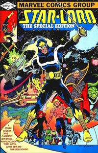 Cover Thumbnail for Starlord, The Special Edition (Marvel, 1982 series) #1