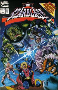 Cover Thumbnail for Starblast (Marvel, 1994 series) #1