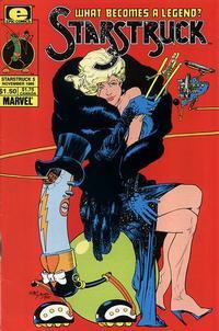 Cover Thumbnail for Starstruck (Marvel, 1985 series) #5