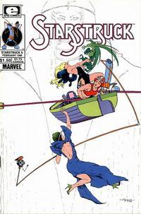 Cover Thumbnail for Starstruck (Marvel, 1985 series) #6