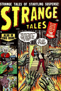 Cover Thumbnail for Strange Tales (Marvel, 1951 series) #1