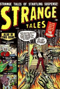 Cover Thumbnail for Strange Tales (Marvel, 1951 series) #1