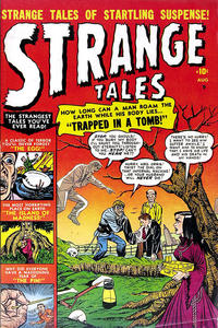 Cover Thumbnail for Strange Tales (Marvel, 1951 series) #2