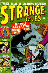Cover Thumbnail for Strange Tales (Marvel, 1951 series) #3