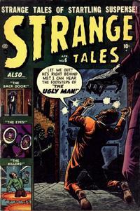 Cover Thumbnail for Strange Tales (Marvel, 1951 series) #6