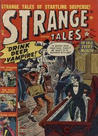 Cover Thumbnail for Strange Tales (Marvel, 1951 series) #9