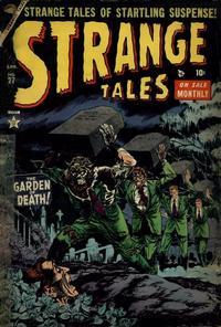 Cover Thumbnail for Strange Tales (Marvel, 1951 series) #27