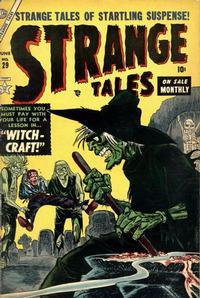 Cover Thumbnail for Strange Tales (Marvel, 1951 series) #29