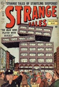 Cover Thumbnail for Strange Tales (Marvel, 1951 series) #31
