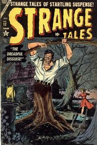 Cover Thumbnail for Strange Tales (Marvel, 1951 series) #32