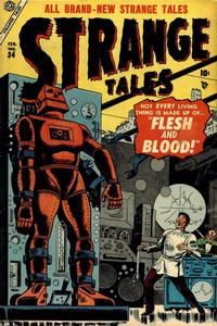 Cover Thumbnail for Strange Tales (Marvel, 1951 series) #34