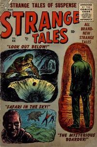 Cover Thumbnail for Strange Tales (Marvel, 1951 series) #44