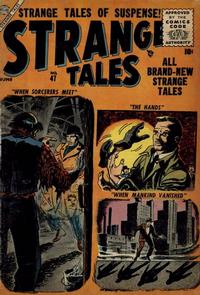Cover Thumbnail for Strange Tales (Marvel, 1951 series) #47