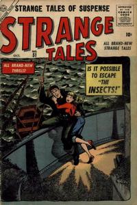 Cover Thumbnail for Strange Tales (Marvel, 1951 series) #51