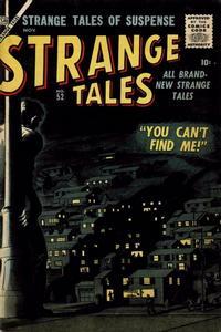 Cover Thumbnail for Strange Tales (Marvel, 1951 series) #52