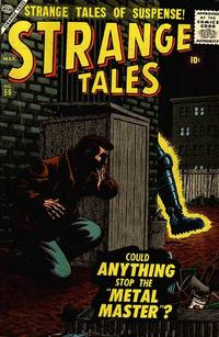 Cover Thumbnail for Strange Tales (Marvel, 1951 series) #56