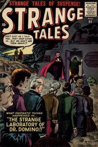 Cover Thumbnail for Strange Tales (Marvel, 1951 series) #64