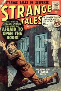 Cover Thumbnail for Strange Tales (Marvel, 1951 series) #65